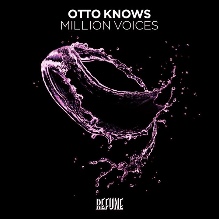 Otto Knows Million Voices Cover