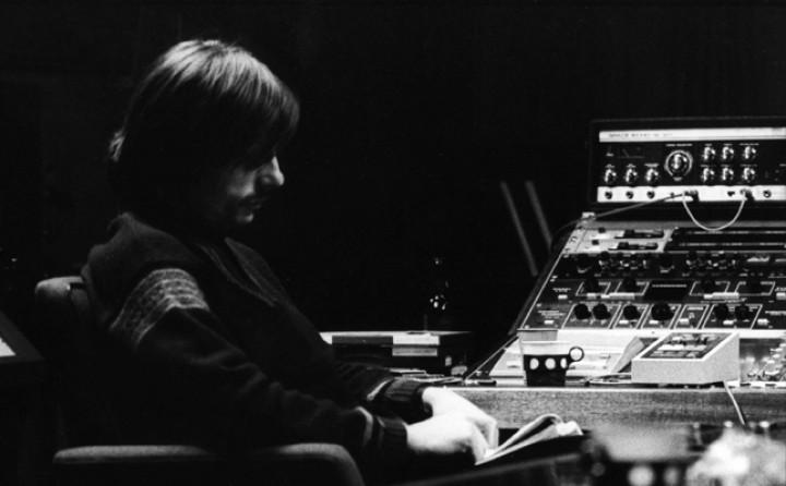 Manfred Eicher im Jahr 1977