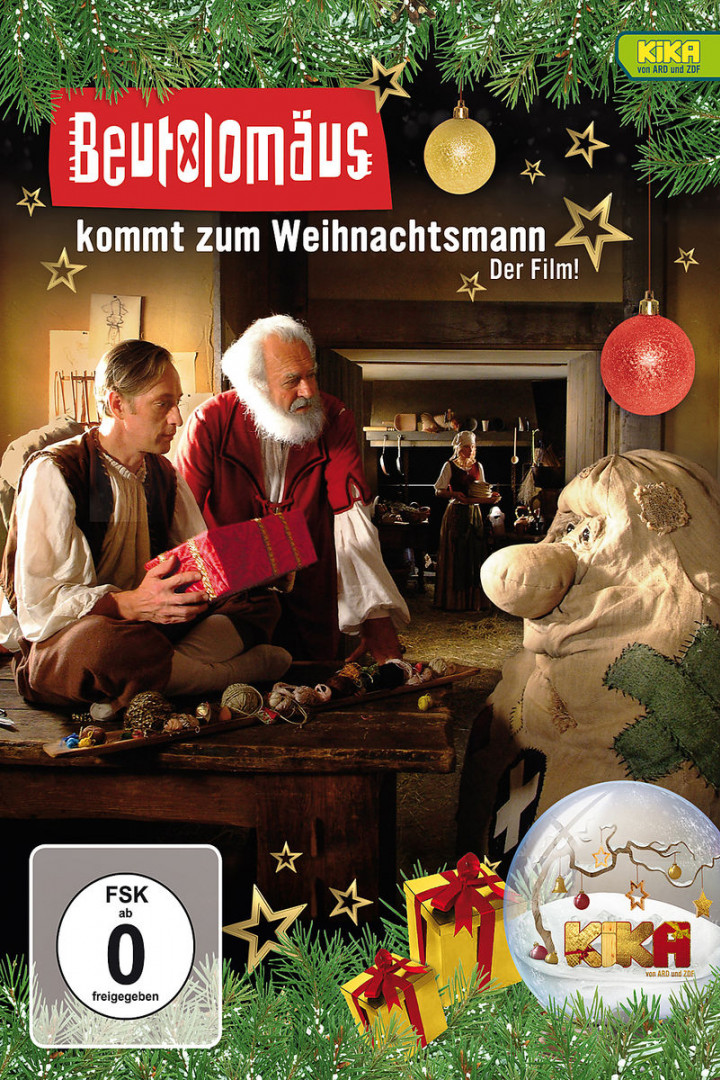 Beutolomäus kommt zum Weihnachtsmann: Beutolomäus (KiKA)