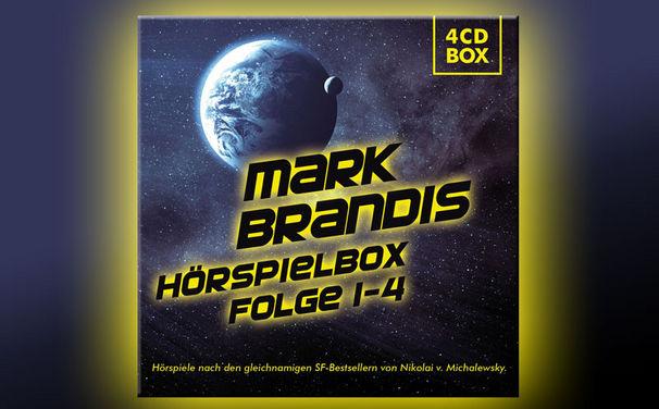 Mark Brandis, Mark Brandis Hörspielbox