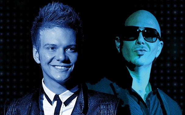 Michel Teló, Michel Teló und Pitbull präsentieren Ai Se Eu Te Pego (If I Get Ya)