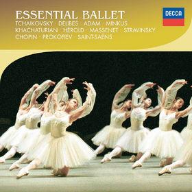 Essential Ballet - Tchaikovsky; Delibes; Adam; Minkus, 00028947847465