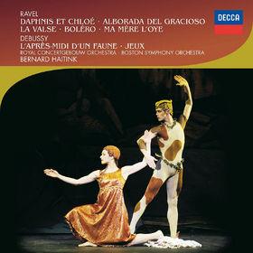 Bernard Haitink, Ravel: Daphnis Et Chloé; Alborada Del Gracioso; Debussy: L'Après-Midi D'Un Faune, 00028947847403