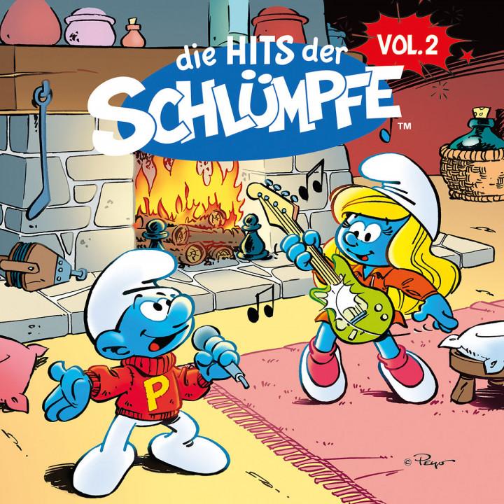 Die Hits der Schlümpfe Vol. 2