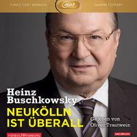 Heinz Buschkowsky, Neukölln ist überall (mp3 CD), 09783899039108