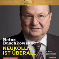 Heinz Buschkowsky, Neukölln ist überall (mp3 CD)