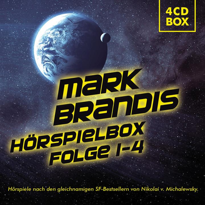Mark Brandis Hörspielbox - Folge 01-04: Mark Brandis