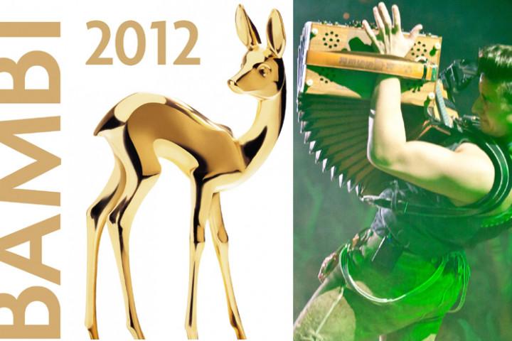 gabalier bambi 2012