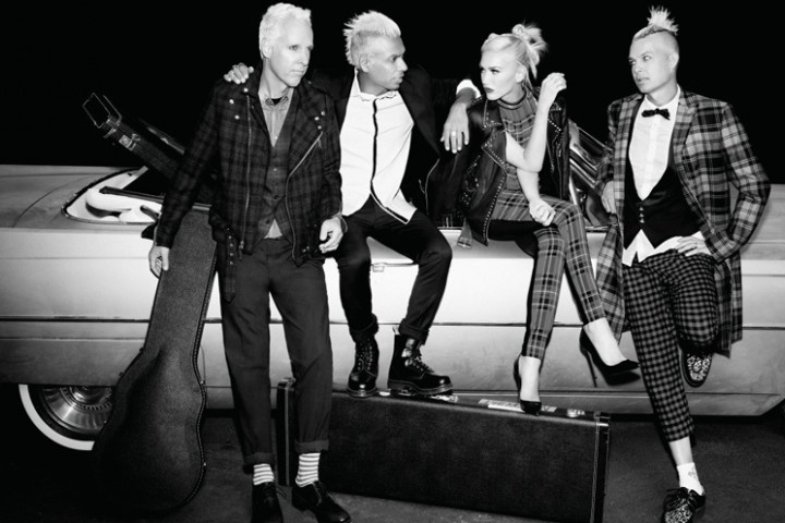 No Doubt Push And Shove Pressefoto 2012