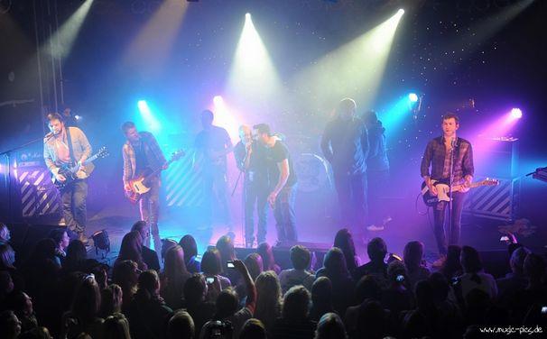 Ich Kann Fliegen, Ich Kann Fliegen live in Hannover: Seht die Fotos zum Konzert