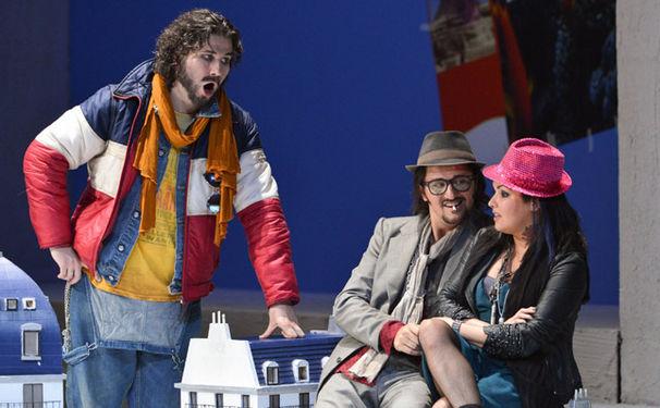 Anna Netrebko, Erster vollständiger Opernmitschnitt als HD-Video bei iTunes erhältlich