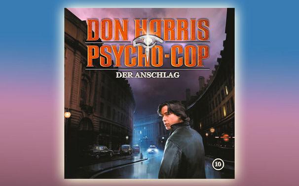 Don Harris - Psycho Cop, Don Harris Folge 10 ab 24.06.11
