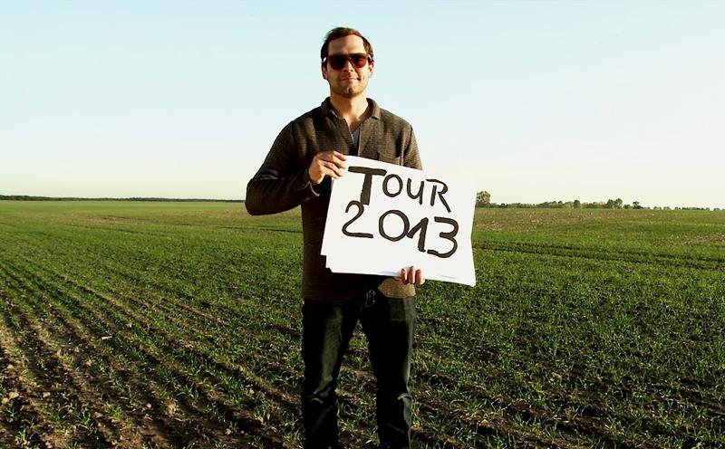 Bosse, Bosse Tourtrailer 2013