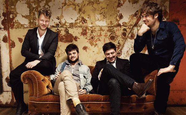 Mumford & Sons, Große iTunes Spar-Aktion mit Mumford & Sons
