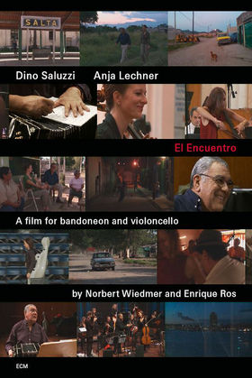 Anja Lechner, El Encuentro, 00044007628416