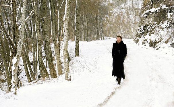 Sting, Stings Winter-Impressionen