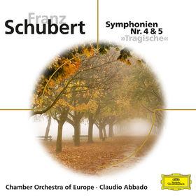 eloquence, Schubert: Symphonien Nr. 4 & 5, 00028948068487