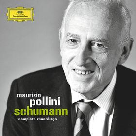 Maurizio Pollini, Maurizio Pollini - Schumann Complete Recordings, 00028947909088