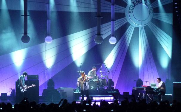Keane, Keane live: Tom Chaplin & Co. begeisterten Berliner Fans