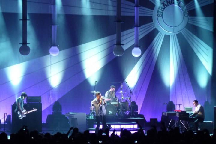 Keane Konzert im Berliner Tempodrom