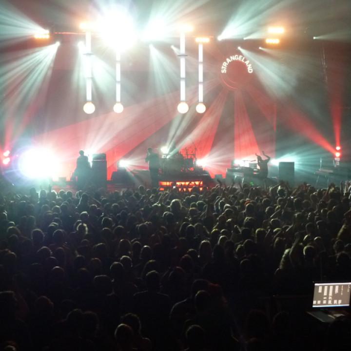 Strangeland-Tour: Keane-Konzert Berlin im Tempodrom 2012