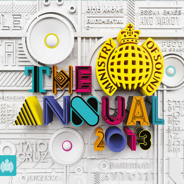Ministry Of Sound - The Annual 2013: Various Artists