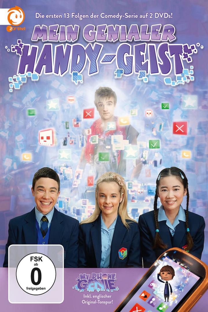 Mein genialer Handy-Geist (Folge 1-13 / 2 DVD): Mein genialer Handy-Geist (My Phone Genie)
