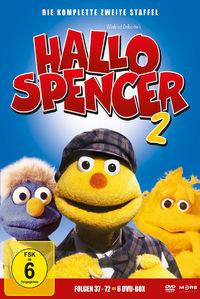 Hallo Spencer, Hallo Spencer - d. komplette 2. Staffel (Ep.37-73), 04032989603145