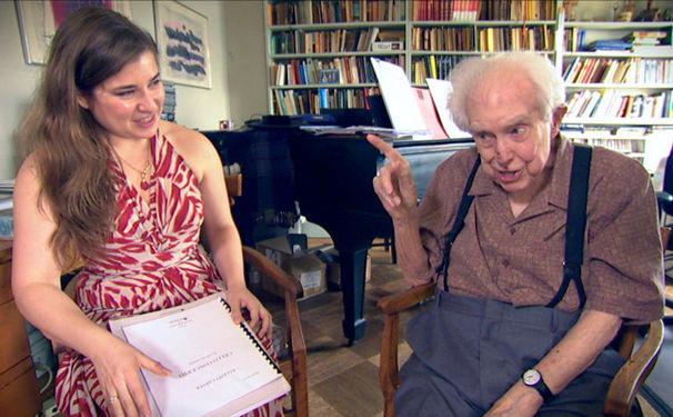 Elliott Carter, Elliott Carter stirbt im Alter von 103 Jahren