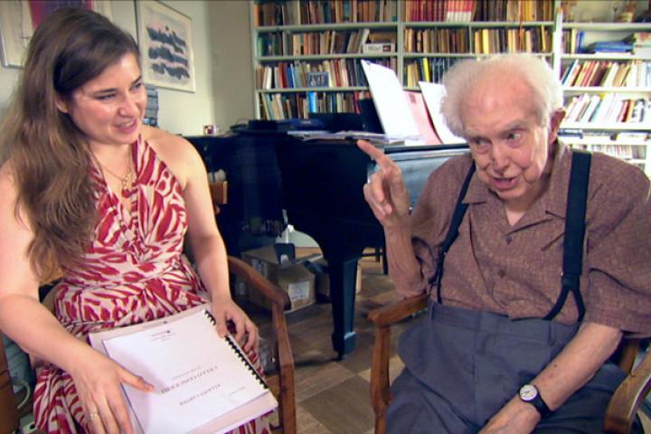 Alisa Weilerstein und Elliott Carter