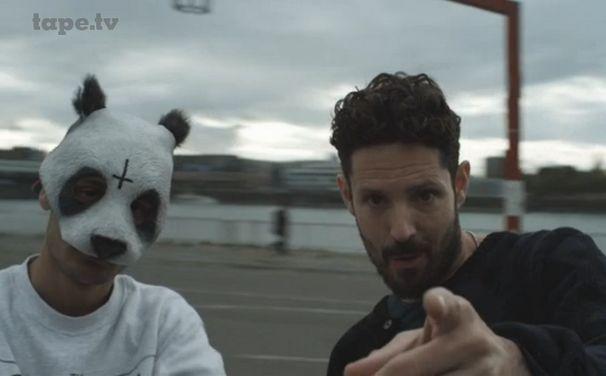 Max Herre, Max Herre und Cro im Video zur neuen Single Fühlt sich wie fliegen an