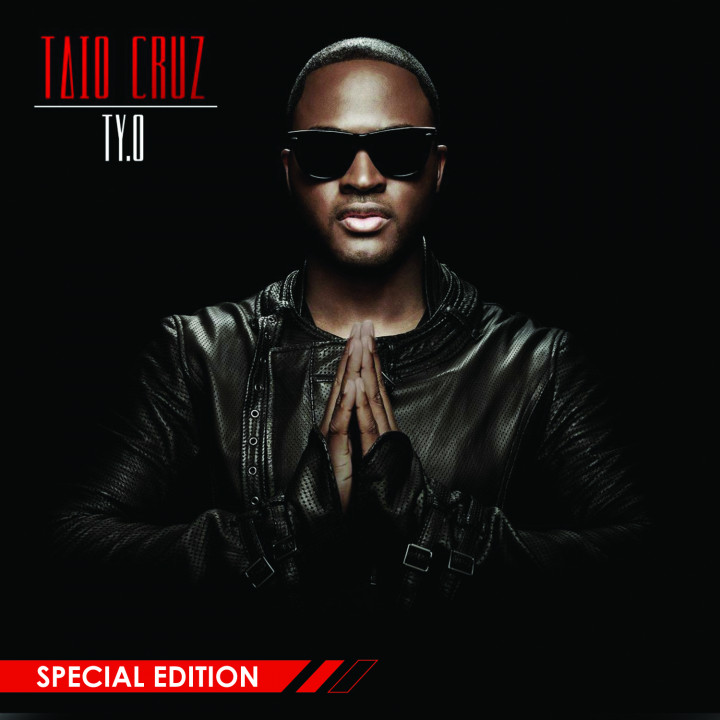 Taio Cruz TY.O Special Edition Cover