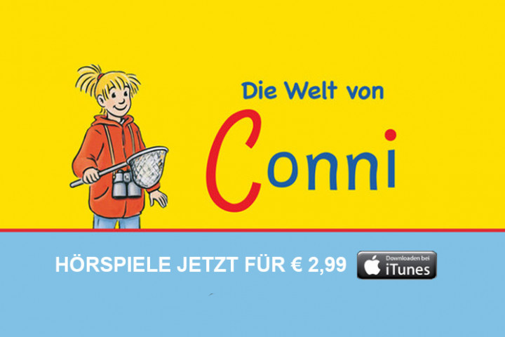 Conni - iTunes Aktion