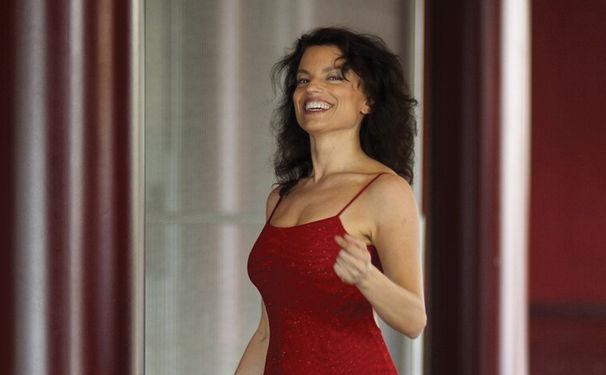 Roberta Gambarini, Roberta Gambarini beim Rheingau-Musik-Festival
