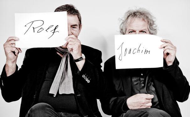 Rolf and Joachim Kühn Quartet, 50. Deutsches Jazzfestival Frankfurt 2019 - hr-Bigband feat. Joachim Kühn & Michel Portal