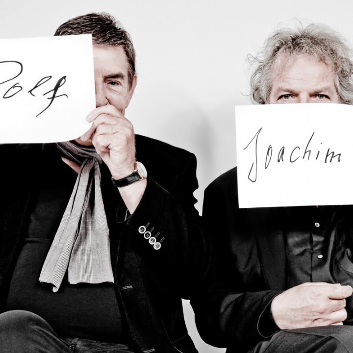 Rolf and Joachim Kühn Quartet