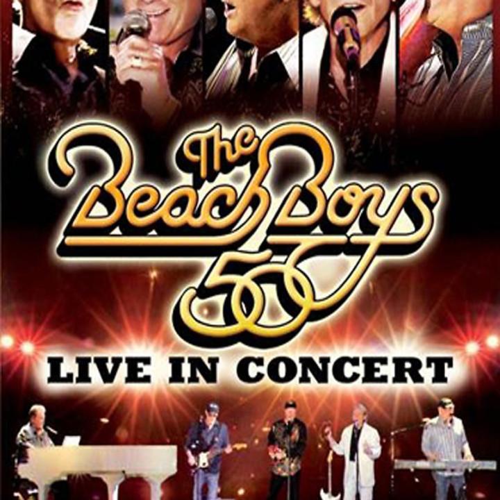 The Beach Boys 50: Live In Concert : Beach Boys,The