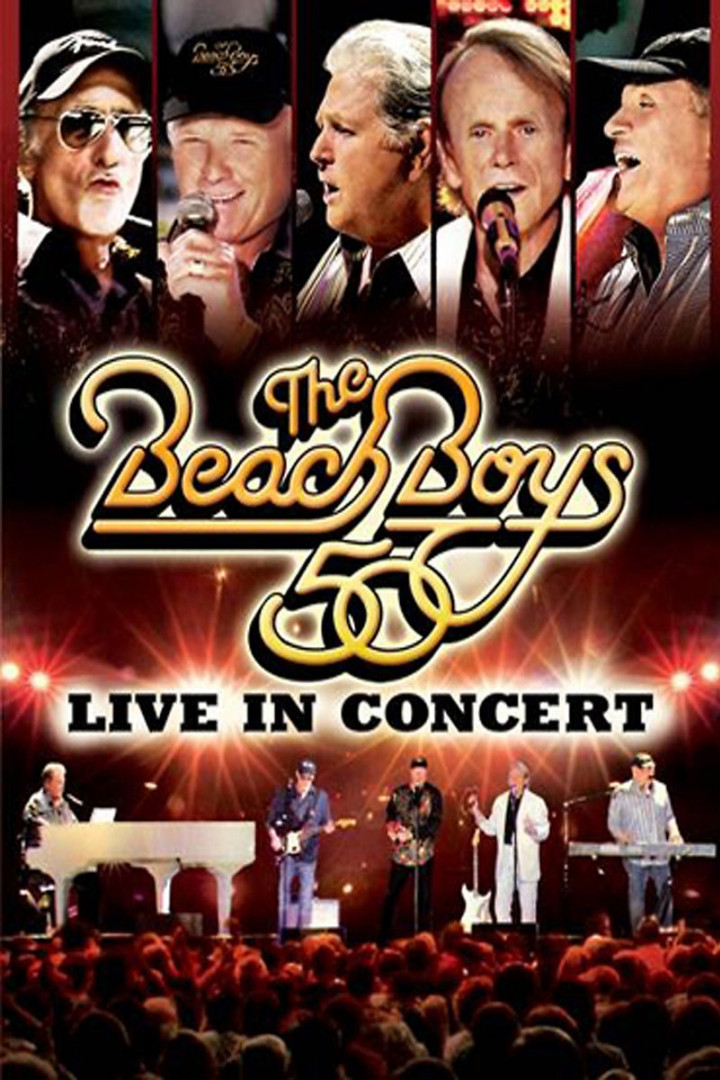 The Beach Boys 50: Live In Concert : Beach Boys,The