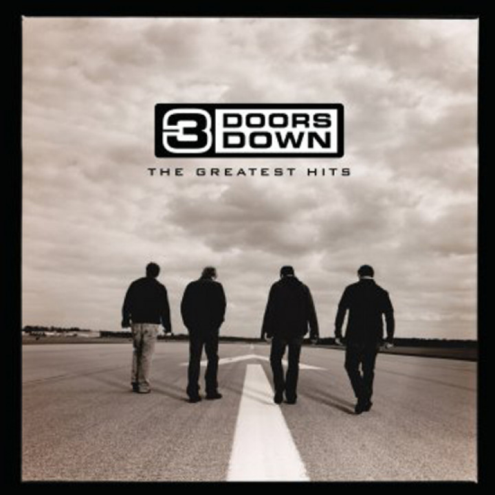 3 Doors Down Album The Greatest Hits Cover