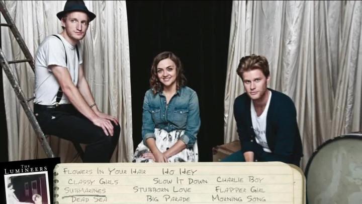 Album Release Video 2012