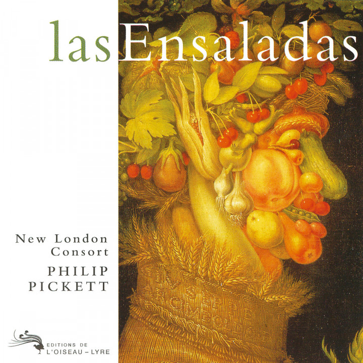FLECHA: LAS ENSALADAS         : PICKETT/NEW LONDON C
