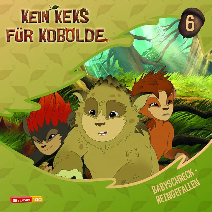 06: Babyschreck / Mehr Schaden als Freude: Kein Keks für Kobolde (TV-Hörspiel)