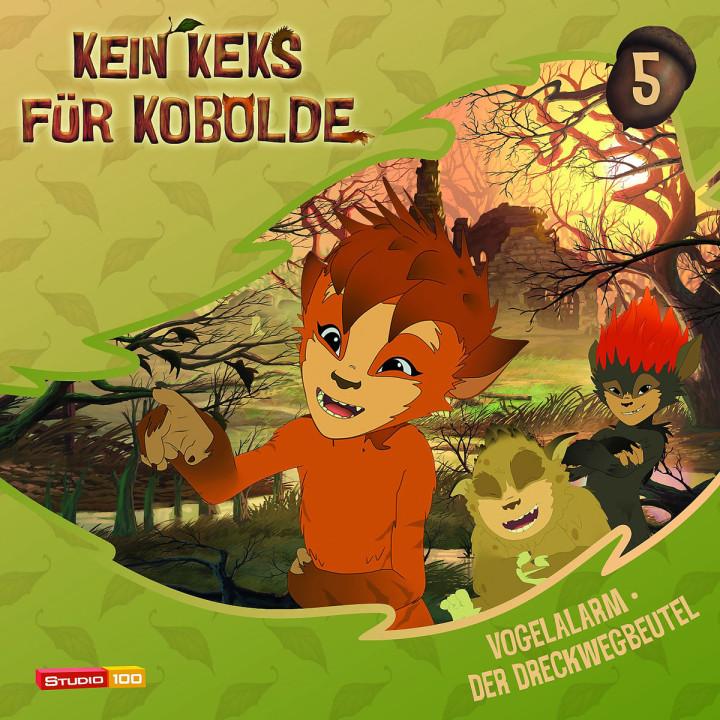 05: Vogelalarm / Prima Leckerbissen: Kein Keks für Kobolde (TV-Hörspiel)