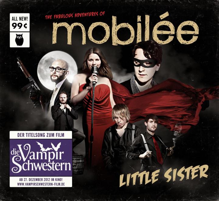 Little Sister - Mobilée incl. Sticker