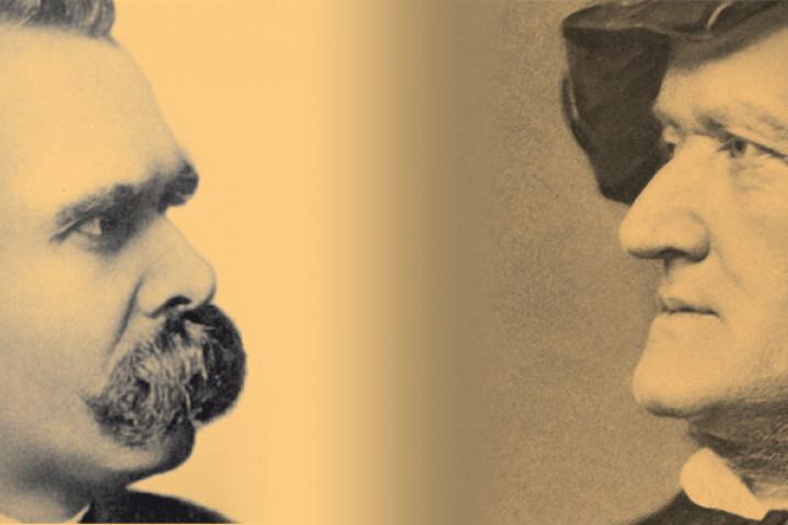Friedrich Nietzsche und Richard Wagner
