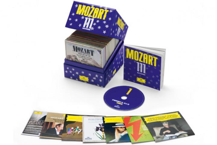 111 Meisterwerke von Mozart