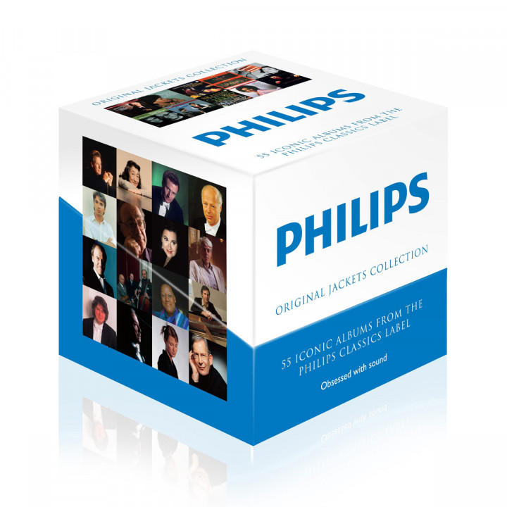 Philips Original Jackets Collection