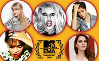 European Music Awards 2012 EMAs