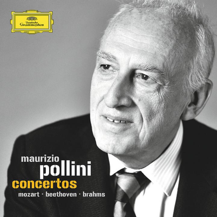 Maurizio Pollini - Concertos Mozart / Beethoven / Brahms