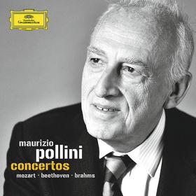 Maurizio Pollini, Maurizio Pollini - Concertos Mozart / Beethoven / Brahms, 00028947909132